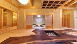 自然素材で創る心地良い空間で暮らせる木造住宅アトピー性対応住宅6,23