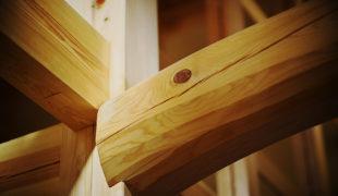 自然素材で熟練大工木組み、発酵土壁、漆喰壁創る健康木造住宅、テレワーク対応住宅6,27