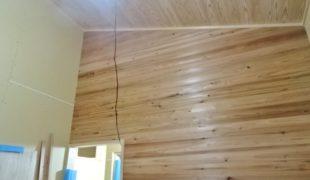 自然素材創る、スイス漆喰、シラス壁、黒杉無垢材、檜無垢材創る健康木造住宅7,19