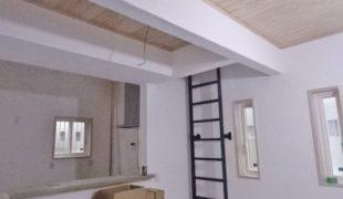 自然素材で創るチッチャナお家、木の香り漂う心地良い空間、テレワーク対応7,17