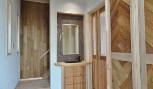 自然素材で創る健康住宅、完成内覧会お知らせ  7,30