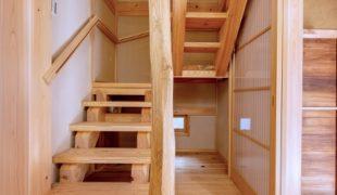 自然素材で創る伝統工法、石場建て健康住宅、8,23