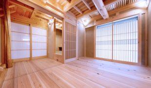 自然素材、天然乾燥、伝統工法、石場建て健康住宅、8,22