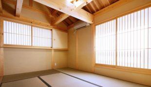 自然素材、伝統工法、熟練大工が木組みで創る石場建て健康住宅、8,29