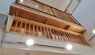 自然素材で創る、身体に優し、スイス漆喰、テレワーク対応住宅アトピー性対応住宅8,12