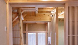 熟練大工自然素材伝統工法、創る石場建て健康住宅、9,11