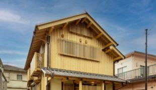 熟練職人、自然素材創る石場建て健康住宅、香る家完成9,15