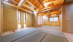 熟練大工が自然素材、伝統工法で創る石場建て健康住宅、9,08