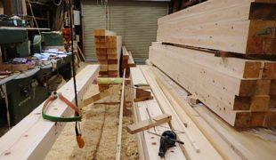 熟練大工職人が墨付け手刻み木組み創る健康木造住宅、9,26
