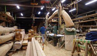 熟練大工職人が天然乾燥材創る健康木造住宅心地良い空間健康木造住宅9,26