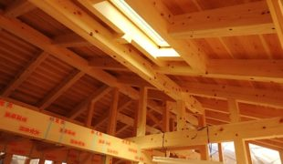 熟練大工職人が自然素材で創るテレワーク対応住宅アトピー性対応健康木造住宅9,18