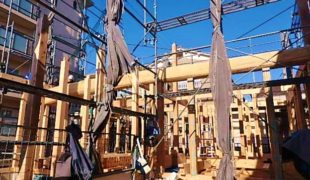 自然素材、天然乾燥、創るテレワーク対応住宅アトピー性対応住宅建て方9,08