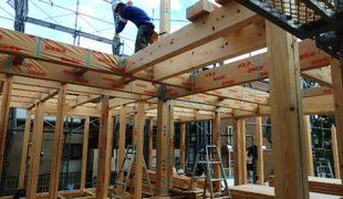熟練大工職人が自然素材、天然乾燥材、で創る表しの健康木造住宅9,11