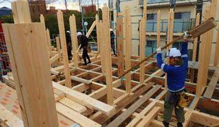 熟練大工職人が自然素材で創る表しの家、テレワーク対応住宅アトピー性対応住宅9,12